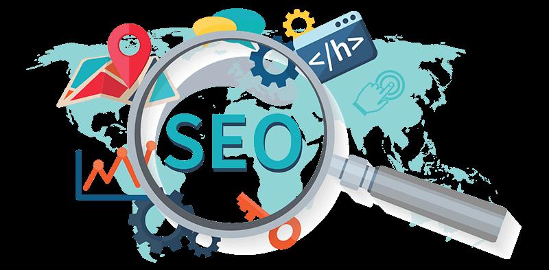 SEO Optimized & Google Friendly Website
