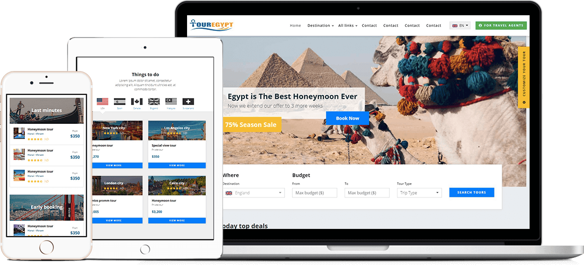 Tour Egypt Travel